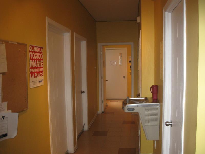 Agnès - Corridor à l'étage
