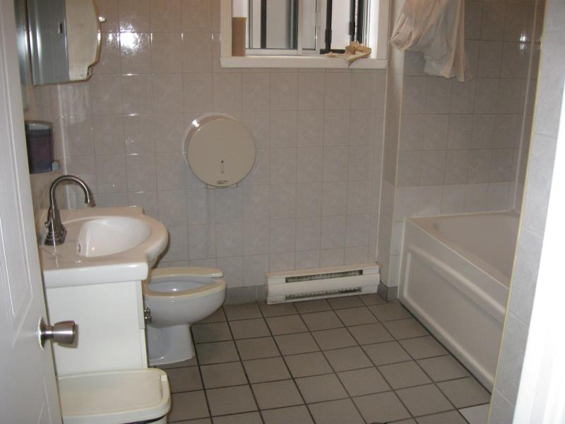 Agnès - Salle de bain